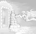 Kick Out The Daleks